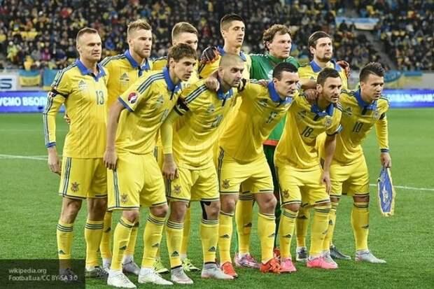 Испанские журналисты поиздевались над фамилиями футболистов сборной Украины
