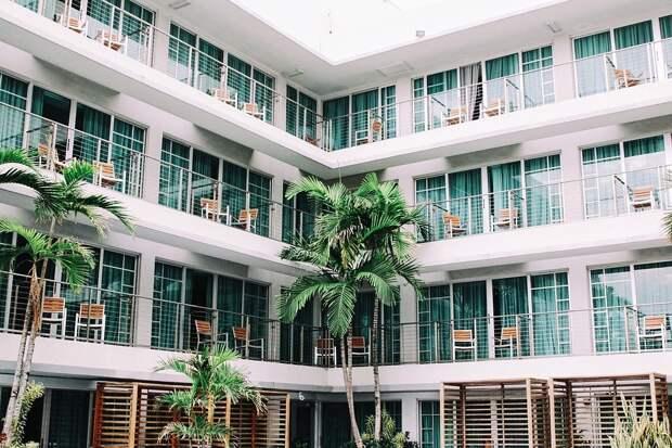 Власти Сочи рассказали о загруженности отелей