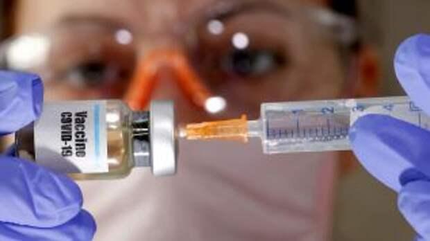 Украина получила новую дозу вакцины от коронавируса
