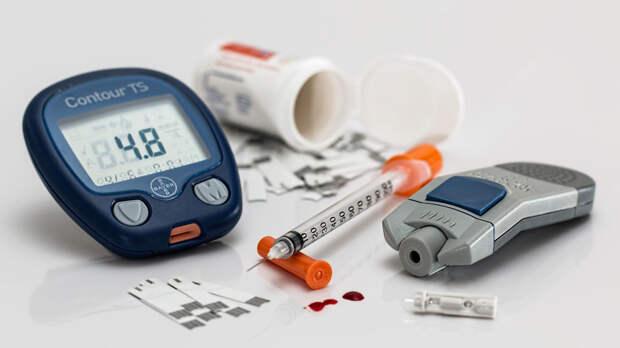 Назван необычный признак сахарного диабета