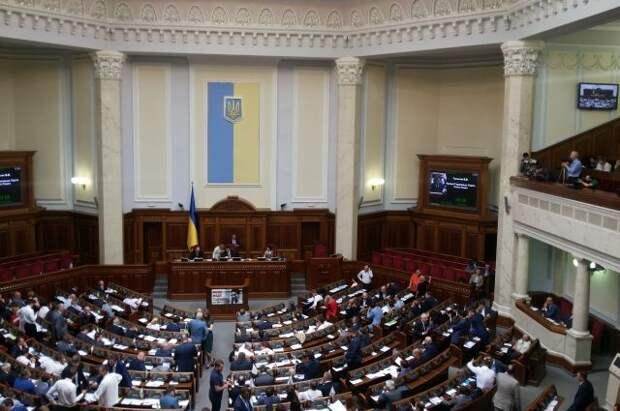 В Раде рассказали о рисках для Украины при остановке «Северного потока - 2»