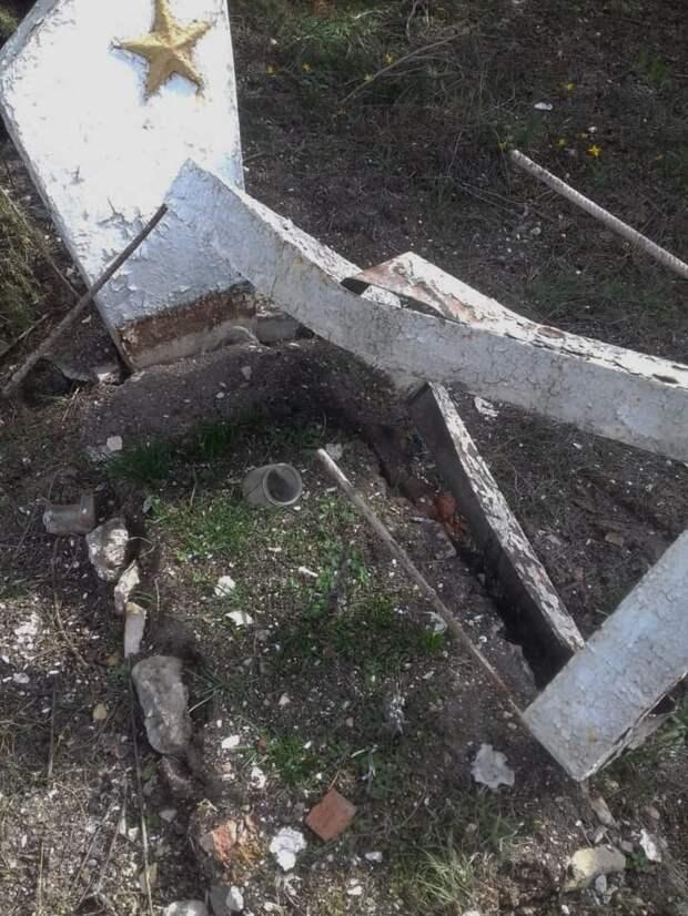 Жителя Севастополя будут судить по делу о разрушении памятника