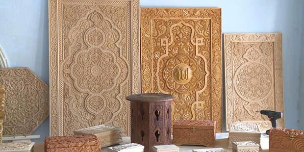 Искусство из древности: в Таджикистане возрождают чубкори