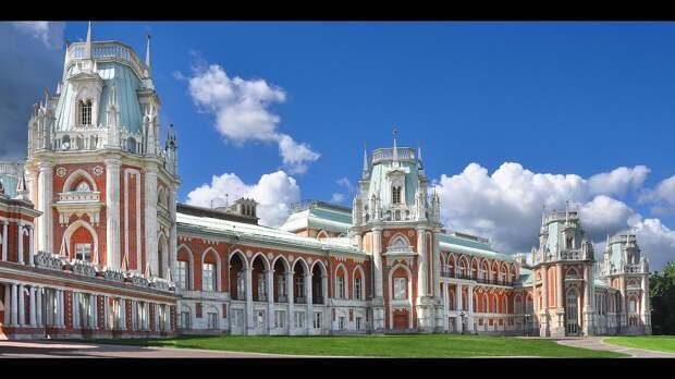 Откуда во дворце российской императрицы - ведические символы?
