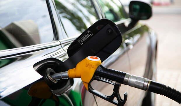 Стоимость бензина с января выросла на 3,6%
