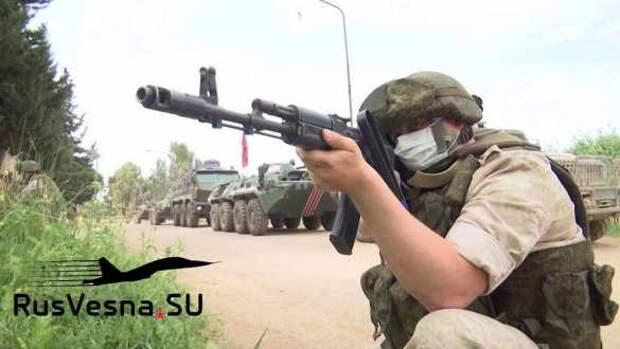 СРОЧНО: В Сирии атакованы российские военные, курды пишут о турецком ударе (+ФОТО, ВИДЕО) | Русская весна