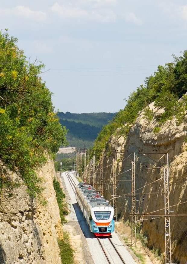 ВрегионыРоссии поставлено 45 новых пассажирских электропоездов постройки 2020 года