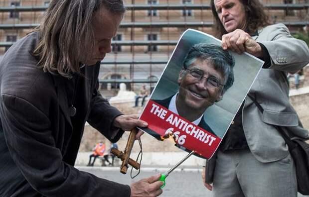Убить Билла: Главного миллиардера планеты обвинили в педофилии