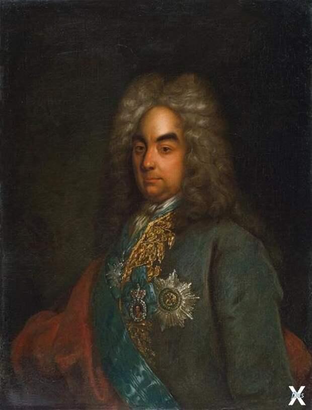 Пётр Толстой (1718−1726)
