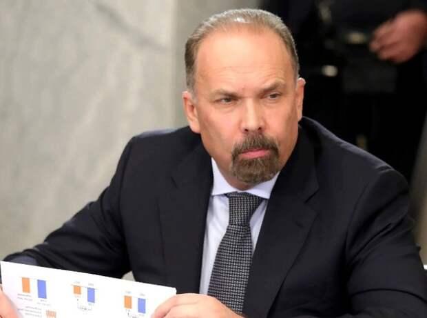 СК предъявил Михаилу Меню обвинения в растрате