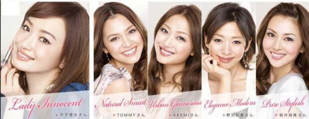 Японские косметические бестселлеры