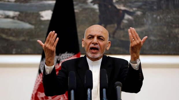 Президент Афганистана опасается гражданской войны после ухода войск США