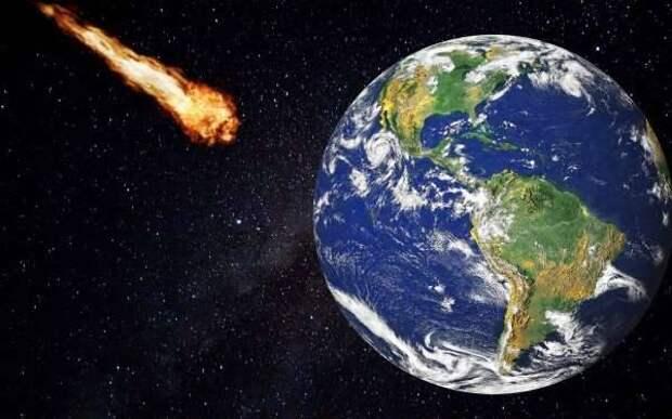 NASA: землянам для спасения от астероида-убийцы понадобится 5-10 лет