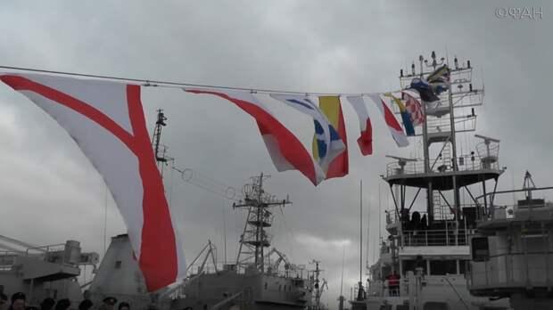 Депутат Шерин: Россияне могут быть спокойны, пока есть доблестный Черноморский флот
