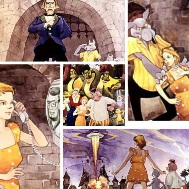 Алиса Селезнева в гостях у Сказки, изображение №4