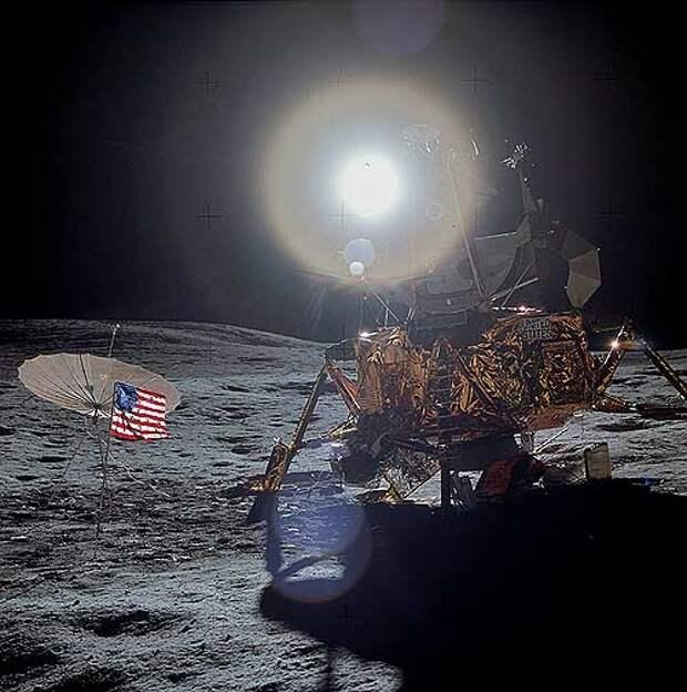 Высадку Аполлонов на Луну таки снимал Стенли Кубрик