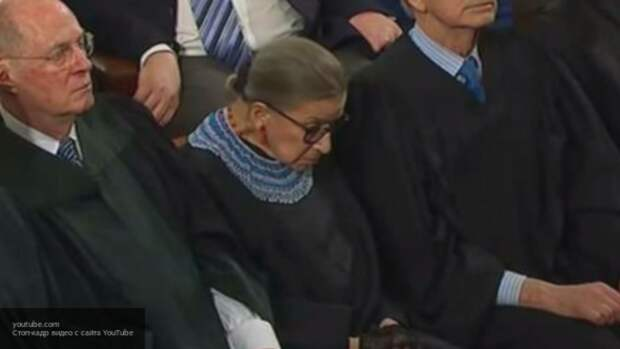 Старейший член Верховного суда США скончалась на 88-м году жизни