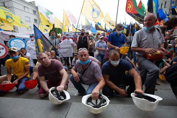 """""""Золотая жила"""" Украины может стать для нее смертным приговором"""