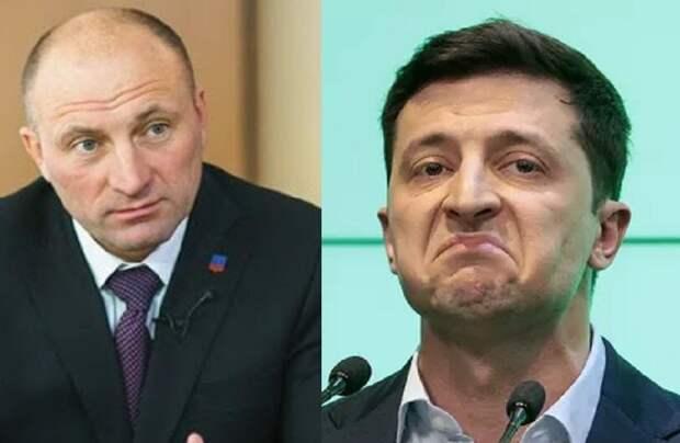«Мы будем оказывать сопротивление»: мэр Черкасс Бондаренко ответил Зеленскому