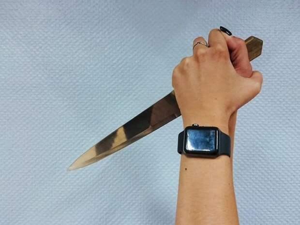 Мужчина убил свою жену ножом на КСК 9 мая
