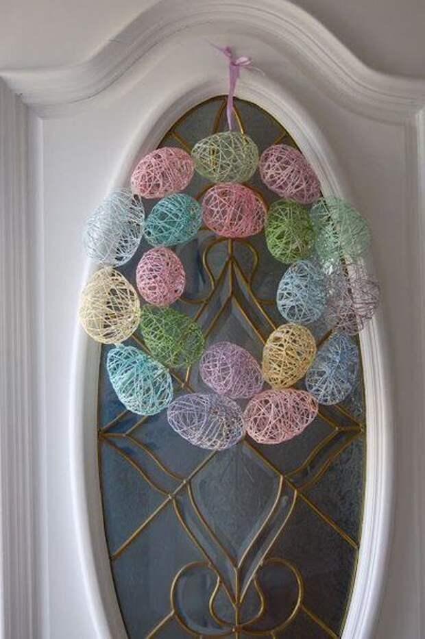 Пасхальный декор, способный украсить интерьер