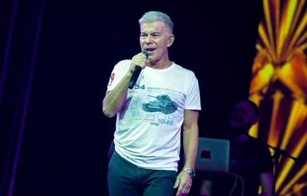 Вероятное завершение своей музыкальной карьеры анонсировал Олег Газманов