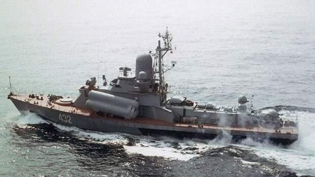 Корабли и суда ТОФ развернули в рамках учений в Тихом океане