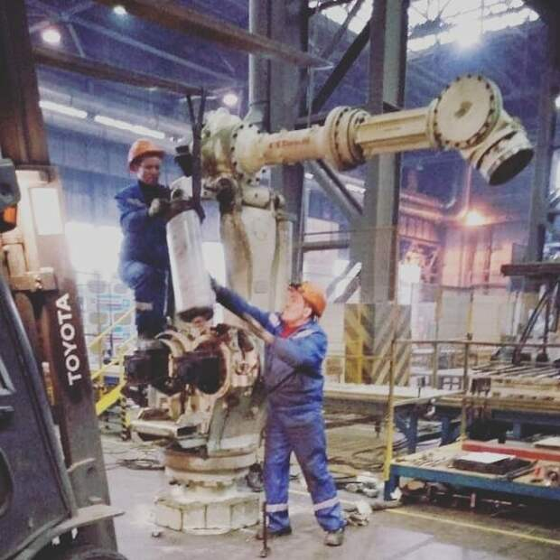 Пром РТК. Будни роботизации от практиков