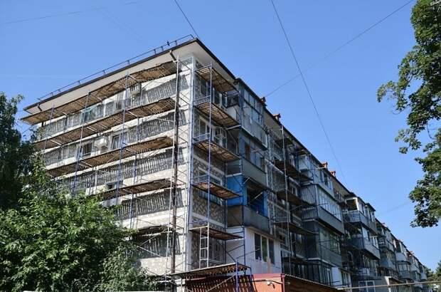 В Краснодаре отремонтировали 159 многоэтажек