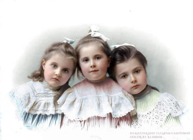 Цветные исторические фотографии из российского прошлого