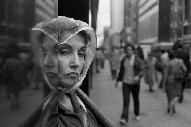Уличная фотография Ричарда Сандлера