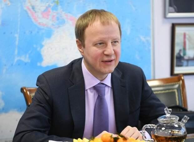 Губернатора Алтайского края Виктора Томенко госпитализировали