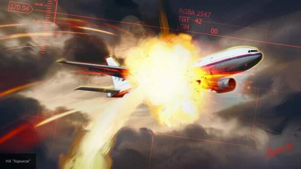 Действия Запада в расследовании MH17 говорят о поражении антироссийского лобби в ЕС