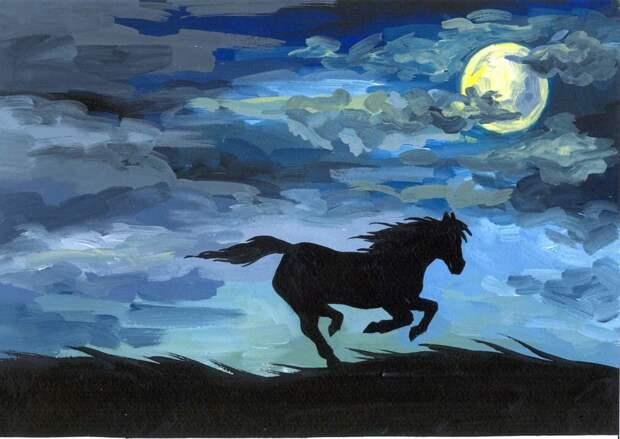 Мельница - Ночная кобыла