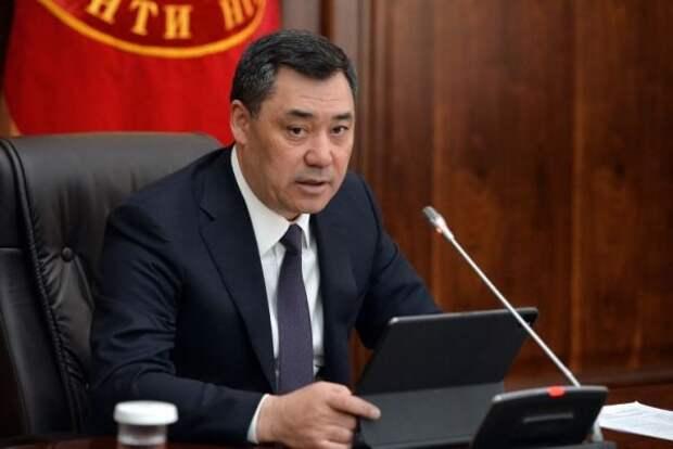 Президент Киргизии выступил заоткрытие казино наИссык-Куле