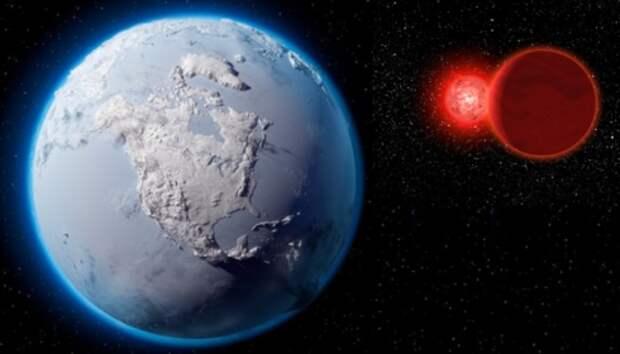 Нибиру может сделать Землю своей луной. Часть 1.