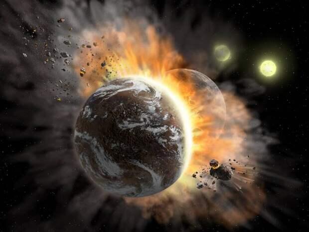 Юная Солнечная система в представлении астрономов
