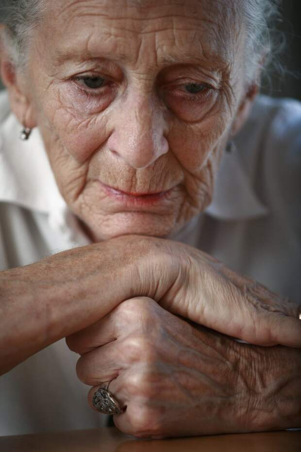 Знаете ли вы, что старые женщины - остаются Женщинами? А старые мужчины - Мужчинами?