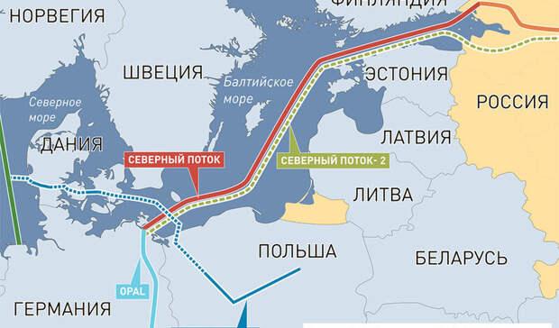 Прокладка морского участка газопровода Baltic Pipe начнется будущим летом