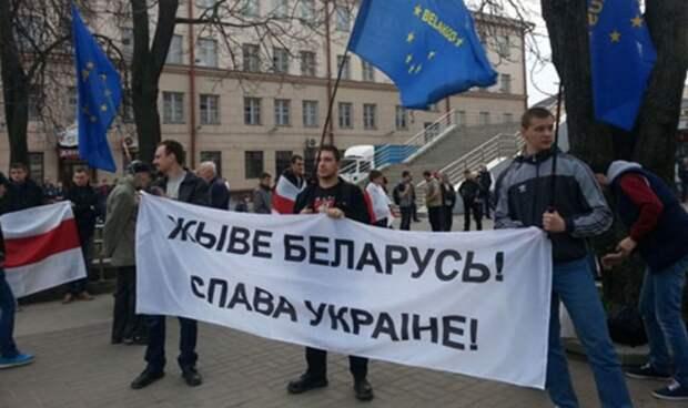 «Змагары» требуют от Киева ввести санкции против Белоруссии