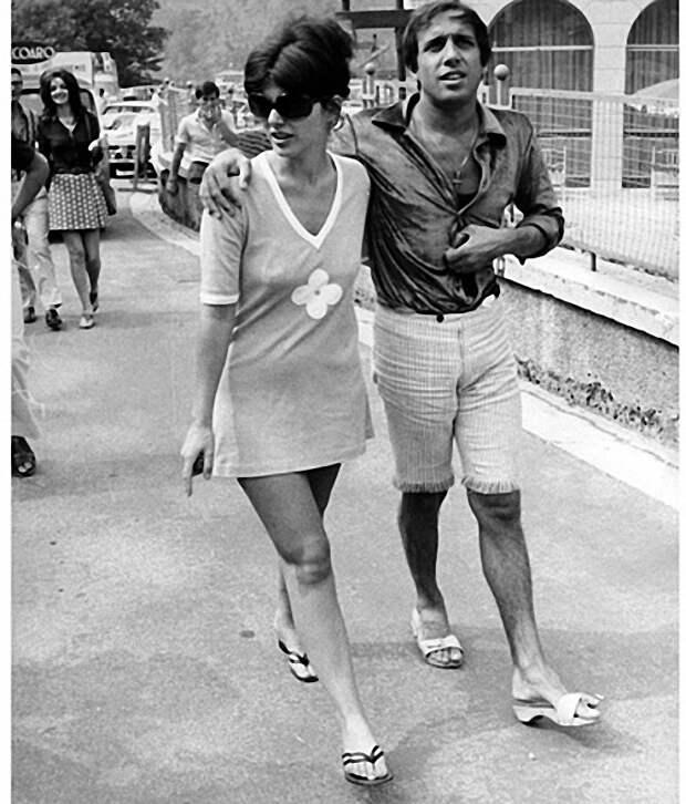 112 Адриано Челентано и Клаудия Мори: 50 лет вместе