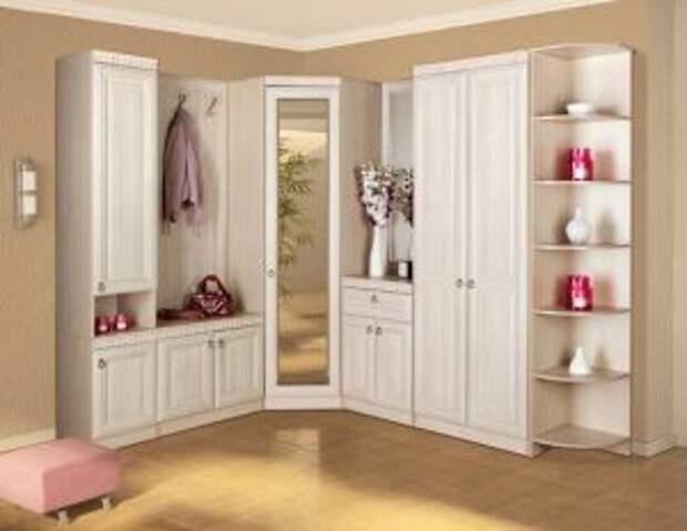 Корпусная мебель: удобно и практично