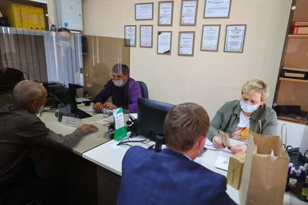 Глава Дзержинска провел прием предпринимателей в центре «Мой бизнес»