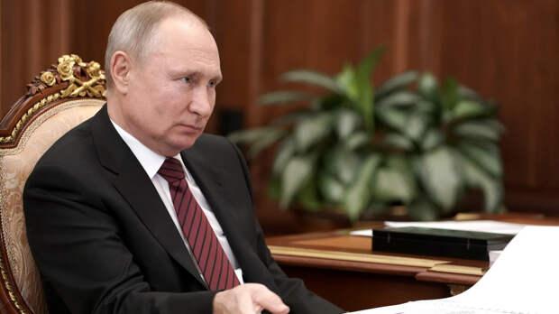 Президент РФ подтвердил готовность регистрации вакцины «Спутник Лайт»