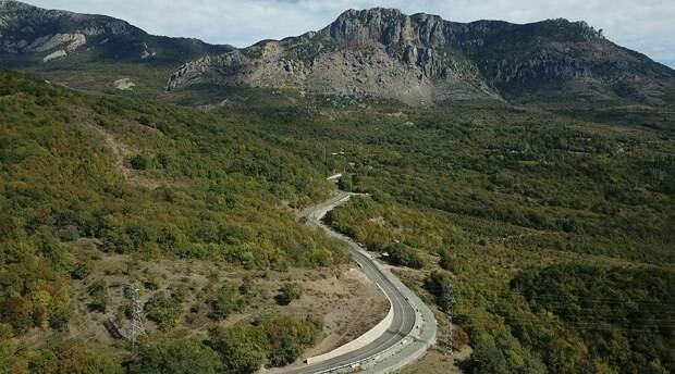 Правительство РФ включило две дороги в Крыму в перечень проектов с госучастием