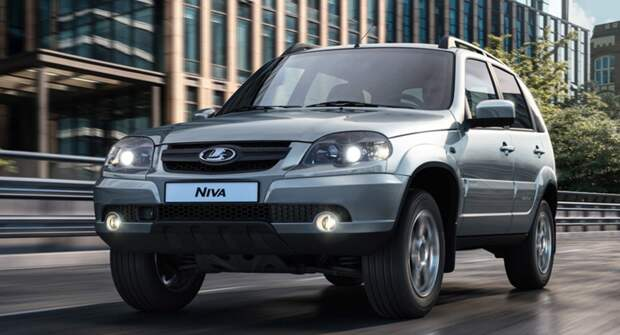 Немцы сравнили Lada Niva с поп-дуэтом Modern Talking