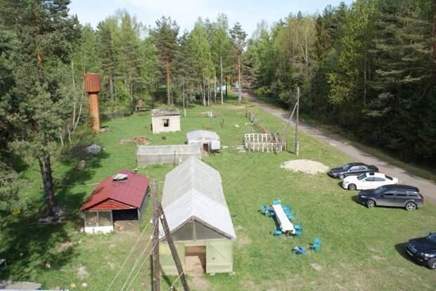 Курдская деревня в Ярославской области