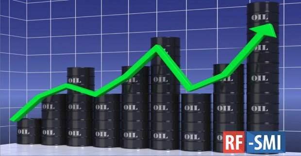 Цены на нефть растут на фоне приостановки добычи нефти в США