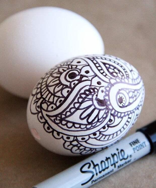 15 креативных идей оформления пасхальные яйца (14)