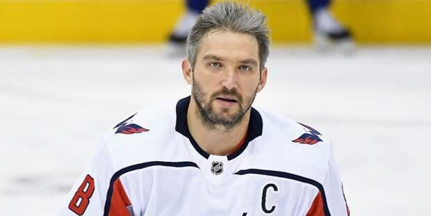 Овечкин вышел 3-е место по очкам в плей-офф НХЛ среди левых крайних